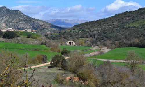 Casa rural El Molí de Tartareu, La Noguera