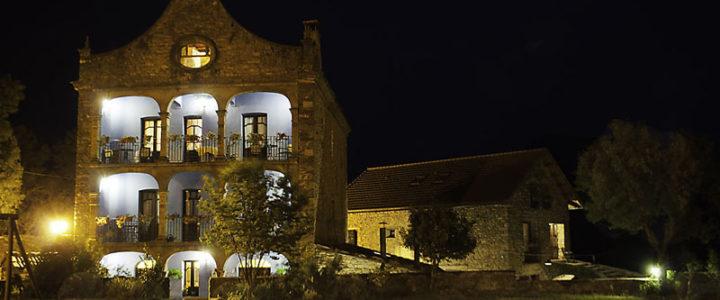 Casa Rural Arana, Albella (Fiscal)