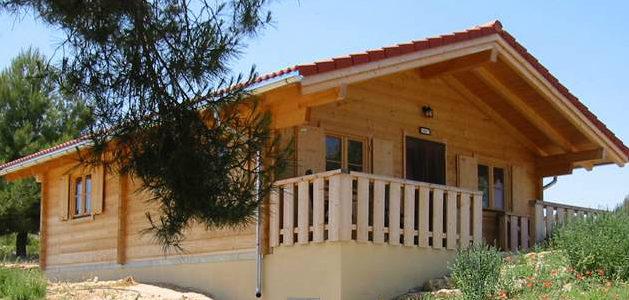 Cabañas y hotel de montaña Aras Rural, Aras de los Olmos