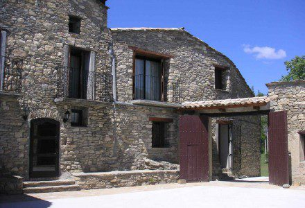 Casa Rural Cal Soldat, Collmorter