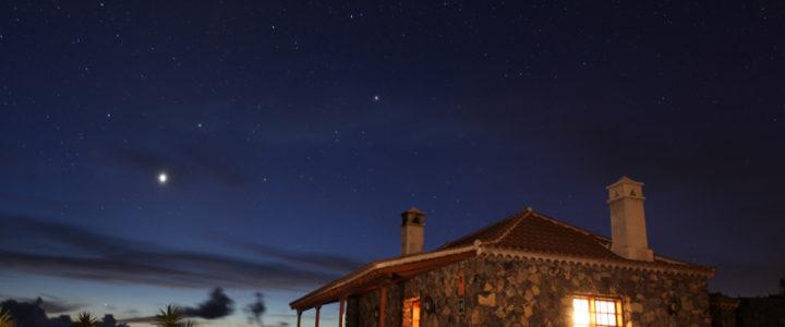 Casa rural Los Llanos Negros, Fuencaliente de la Palma