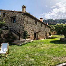 Masia el Cabrero, Villarroya de los Pinares, Teruel