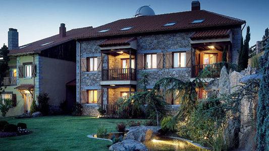 Hotel El Milano Real, Hoyos del Espino