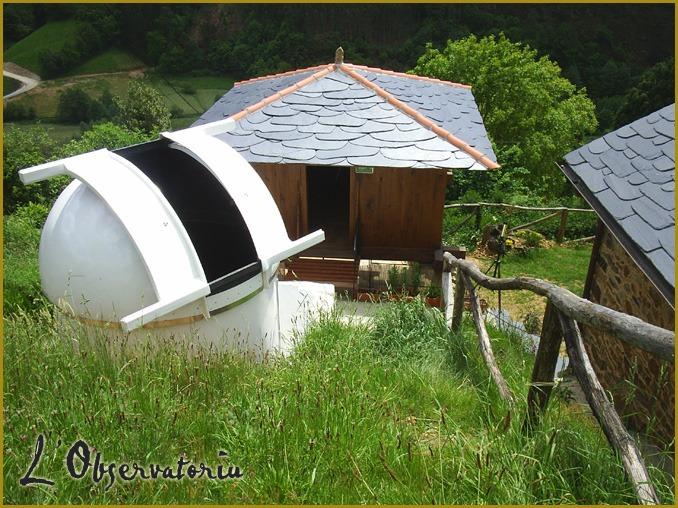 L'Observatoriu y las observaciones solares