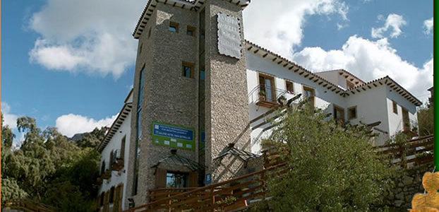 Hotel Salitre, Algatocín