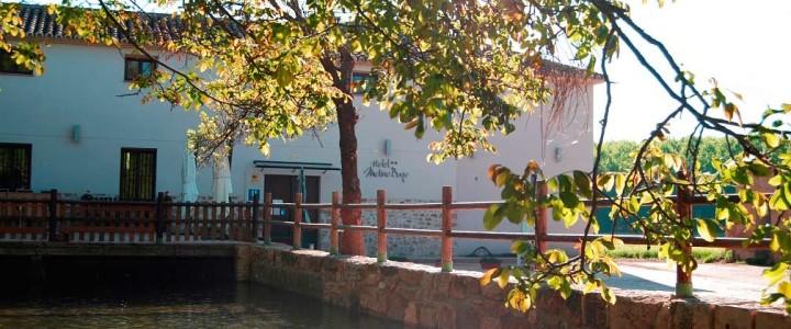 Hotel Molino bajo, Monreal del Campo